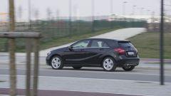 Infiniti Q30 vs Mercedes Classe A: gemelle diverse - Immagine: 18