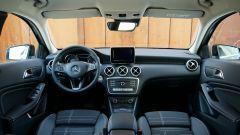 Infiniti Q30 vs Mercedes Classe A: gemelle diverse - Immagine: 19