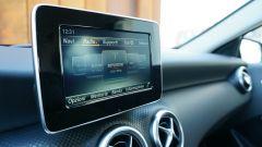 Infiniti Q30 vs Mercedes Classe A: gemelle diverse - Immagine: 23