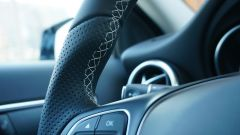 Infiniti Q30 vs Mercedes Classe A: gemelle diverse - Immagine: 24