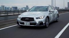 Infiniti Q50, sulle strade di Tokyo un esemplare a guida autonoma - Immagine: 1