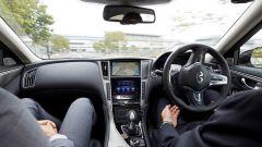 Infiniti Q50, sulle strade di Tokyo un esemplare a guida autonoma - Immagine: 5