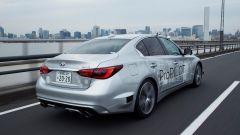 Infiniti Q50, sulle strade di Tokyo un esemplare a guida autonoma - Immagine: 7