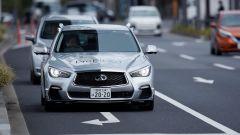 Infiniti Q50, sulle strade di Tokyo un esemplare a guida autonoma - Immagine: 8