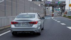 Infiniti Q50, sulle strade di Tokyo un esemplare a guida autonoma - Immagine: 9