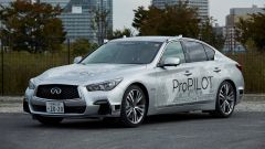 Infiniti Q50, sulle strade di Tokyo un esemplare a guida autonoma - Immagine: 10