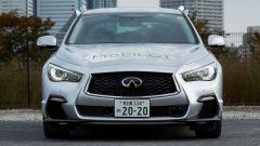 Infiniti Q50, sulle strade di Tokyo un esemplare a guida autonoma - Immagine: 11