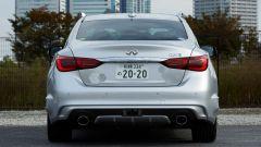 Infiniti Q50, sulle strade di Tokyo un esemplare a guida autonoma - Immagine: 12