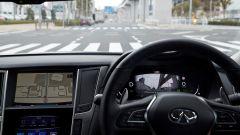 Infiniti Q50, sulle strade di Tokyo un esemplare a guida autonoma - Immagine: 19