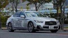 Infiniti Q50, sulle strade di Tokyo un esemplare a guida autonoma - Immagine: 22