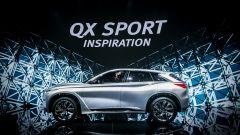 Infiniti QX Sport Inspiration: sarà così la nuova QX50? - Immagine: 16