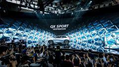 Infiniti QX Sport Inspiration: sarà così la nuova QX50? - Immagine: 17