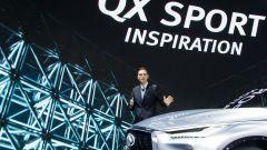 Infiniti QX Sport Inspiration: sarà così la nuova QX50? - Immagine: 19
