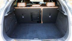 Infiniti QX30 2.2d Premium Tech AWD: bagagliaio da 430 litri ampliabili sino a 1.200