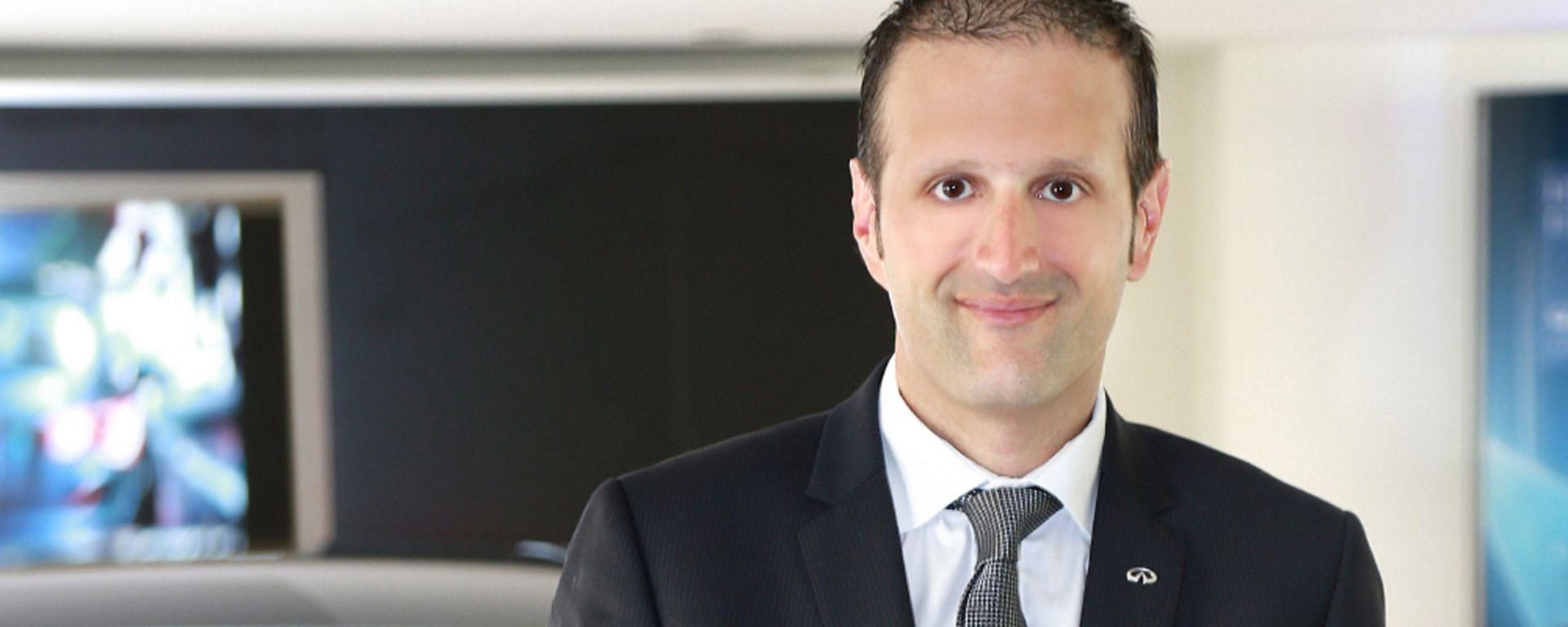 Infiniti: Stéphane Chemama Direttore Mercati per il Sud Europa