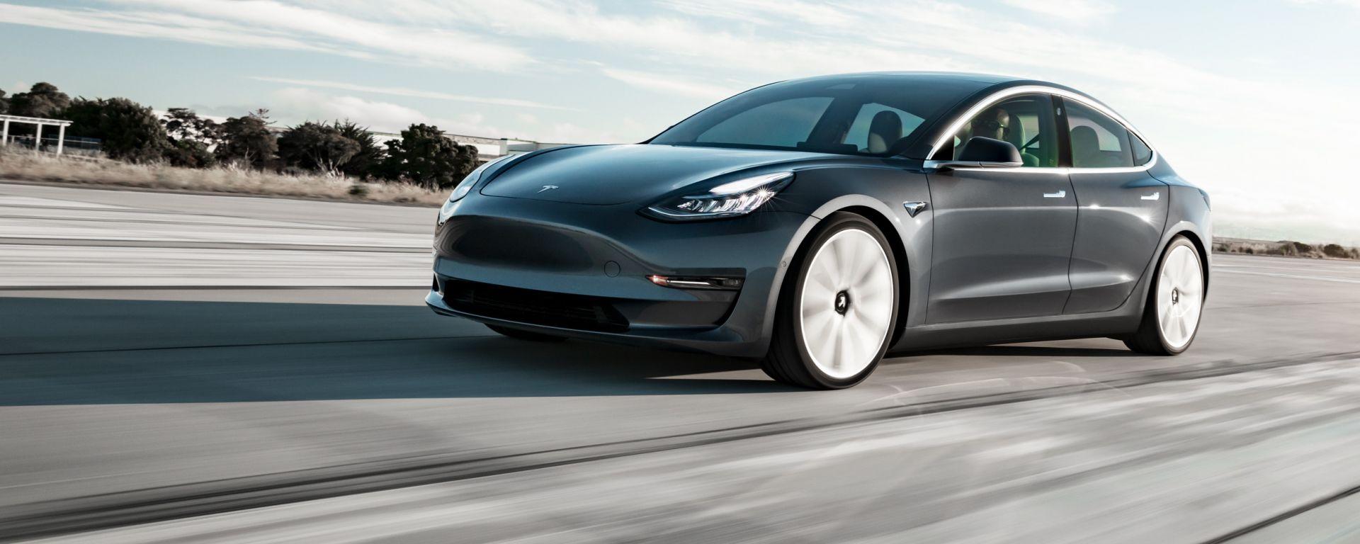 Ingenext sblocca la funzione acceleration boost di Tesla Model 3
