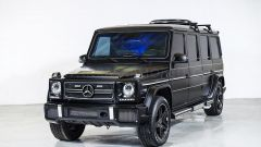 INKAS Armored G 63 AMG Limousine - Immagine: 2