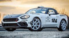 Insieme alle vetture del CIR 2017 correranno anche le Fiat Spider 124 Abarth