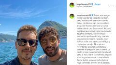 Instagram Jorge Lorenzo 05-05-2020