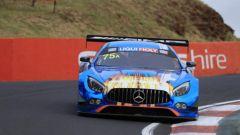 Intercontinental GT Challenge, Marciello alla guida della sua Mercedes nella 12 Ore di Bathurst
