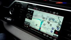 Interessante testare il Connect Nav di Citroen C4 Grand Picasso