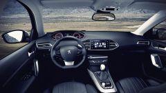 Interni Peugeot 308