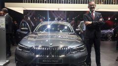 Novità BMW a Parigi 2018: intervista a Sergio Solero - Immagine: 1