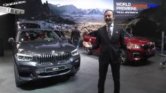 Bmw Salone di Ginevra: Sergio Solero ci parla di delle novità della serie M, I e X