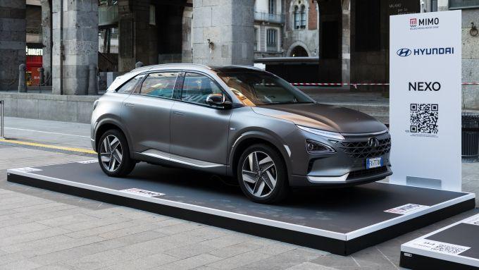 Intervista di Hyundai a MIMO 2021: Hyundai Nexo