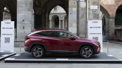 Intervista di Hyundai a MIMO 2021: Hyundai Tucson