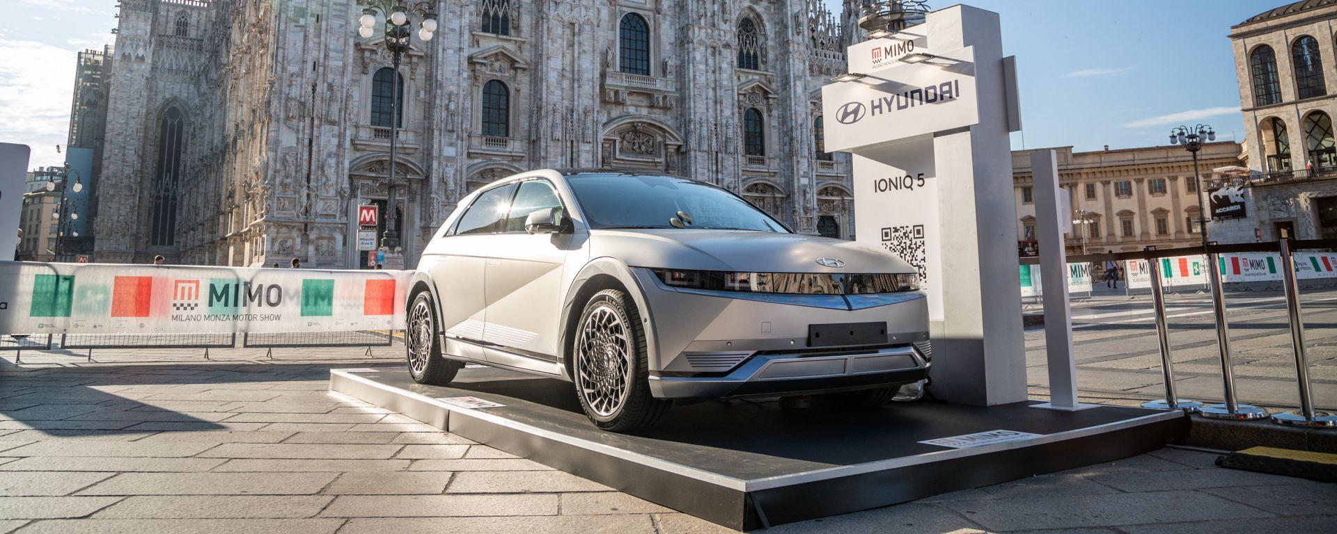 Intervista di Hyundai a MIMO 2021: Ioniq 5