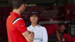 Intervista alla prima pilota araba, Amna Al Qubaisi