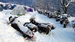 Freddo, gelo e neve. Ecco come affrontarli in moto - Immagine: 2
