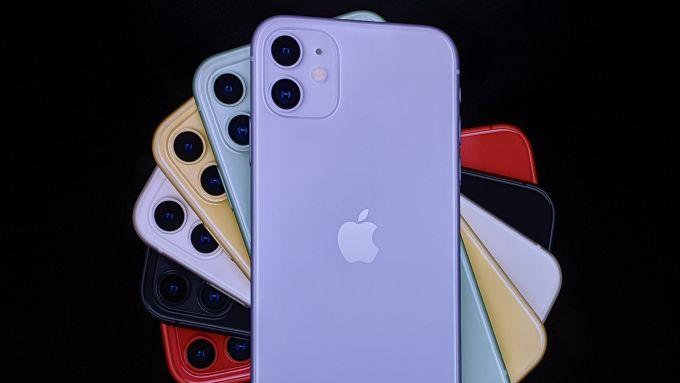 iPhone 11, nuovi colori