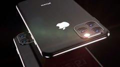 iPhone 11, tripla fotocamera