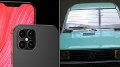 iPhone 12 vs Fiat Panda: chi costa di più?