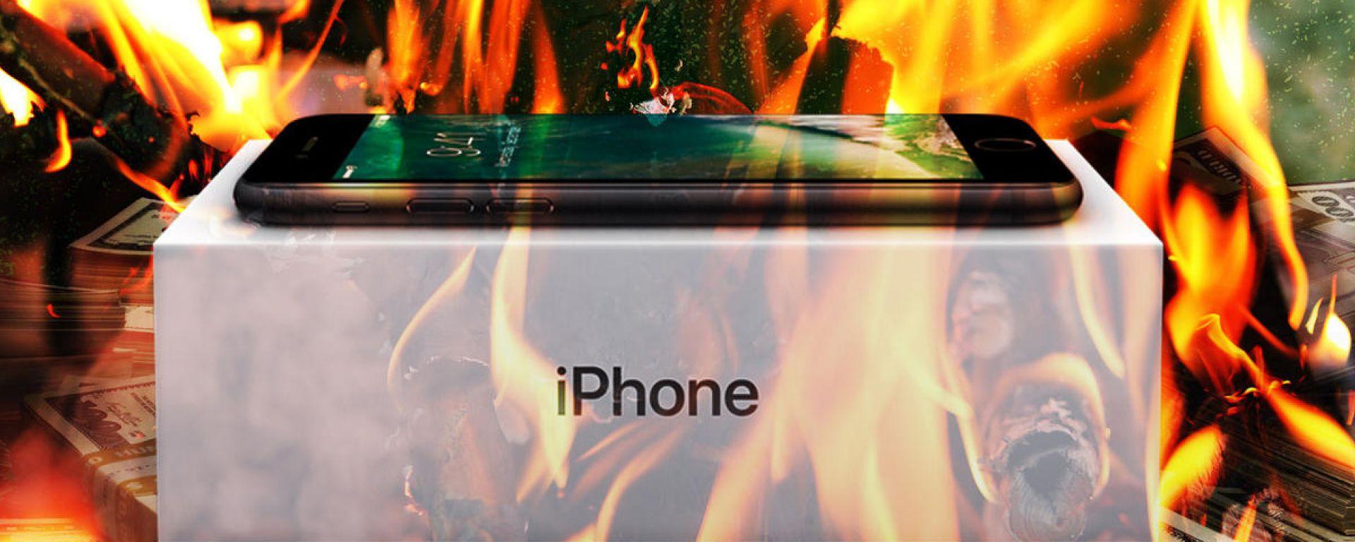 Iphone esplode, Jeep Cherokee va a fuoco