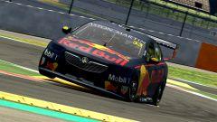 iRacing, Max Verstappen al volante della sua Holden Commodore V8 Supercars