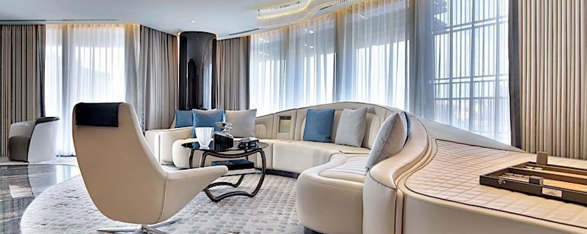Istanbul: una suite firmata Bentley al St. Regis Hotel
