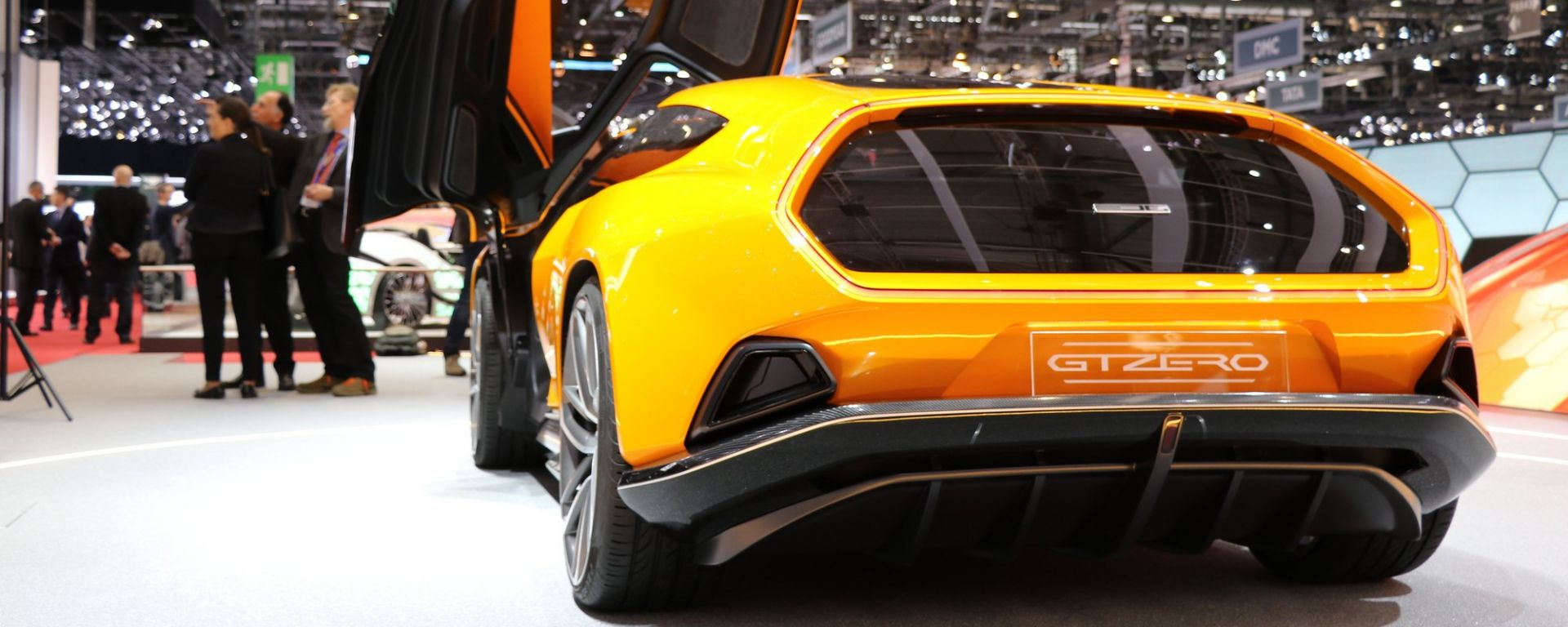 Italdesign GTZero: shooting brake all'italiana