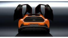 Italdesign GTZero: shooting brake all'italiana - Immagine: 9
