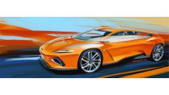 Italdesign GTZero: shooting brake all'italiana - Immagine: 10