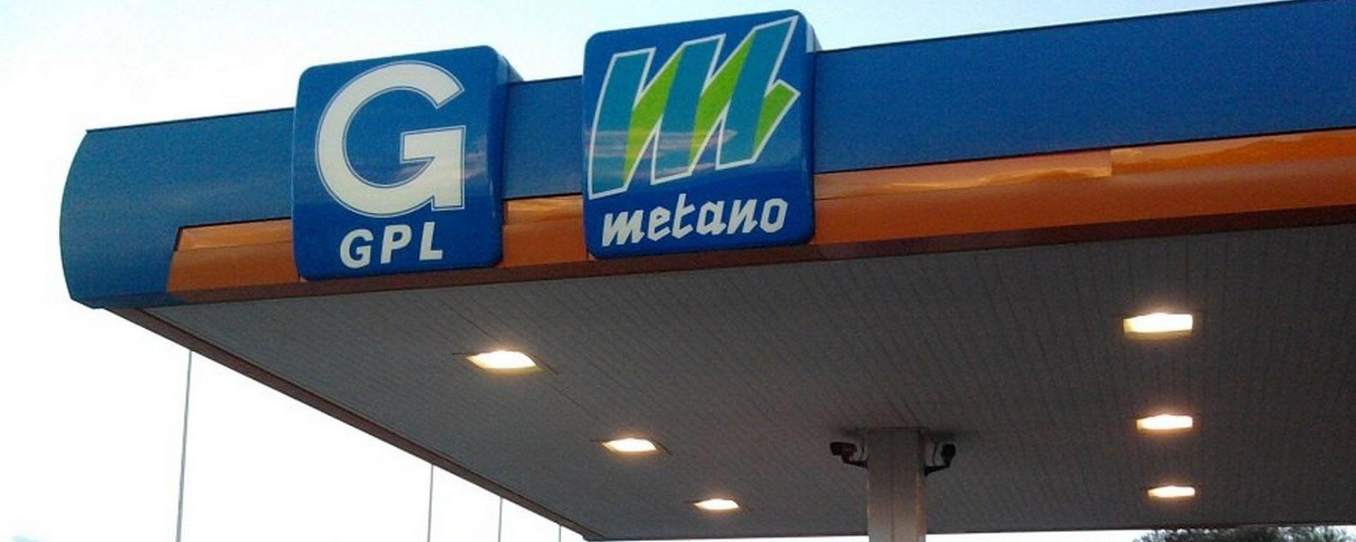 Italia, dove l'auto a metano e Gpl è di casa