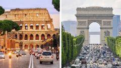 Italia e Francia, i rispettivi Recovery Plan trattano l'auto in modo differente