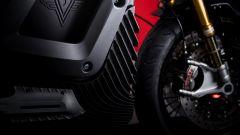 Italian Volt Lacama: il motore sviluppa 95 CV e 208 Nm