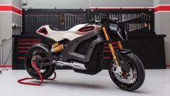Italian Volt Lacama: la moto elettrica che ti fai su misura