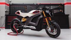 Italian Volt Lacama: la moto elettrica di lusso scende in strada - Immagine: 1