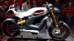 Italian Volt Lacama: la moto elettrica di lusso scende in strada - Immagine: 5