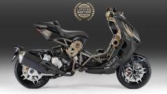 Italjet Dragster Limited Edition, livrea Black Magnesium - Immagine: 1