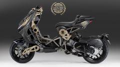 Italjet Dragster Limited Edition, livrea Black Magnesium - Immagine: 2